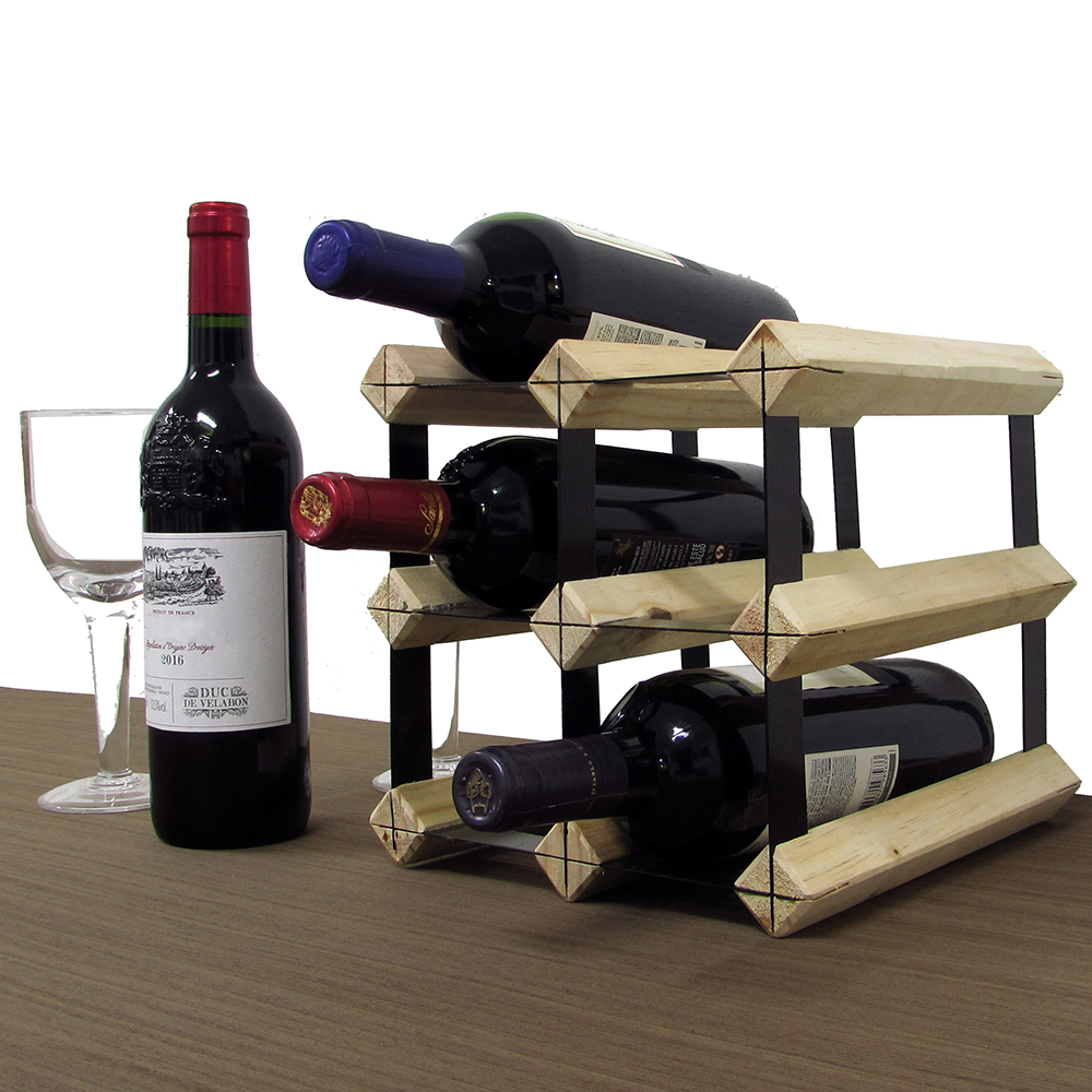 Rack para vinhos em madeira, qual a temperatura ideal do ambiente?